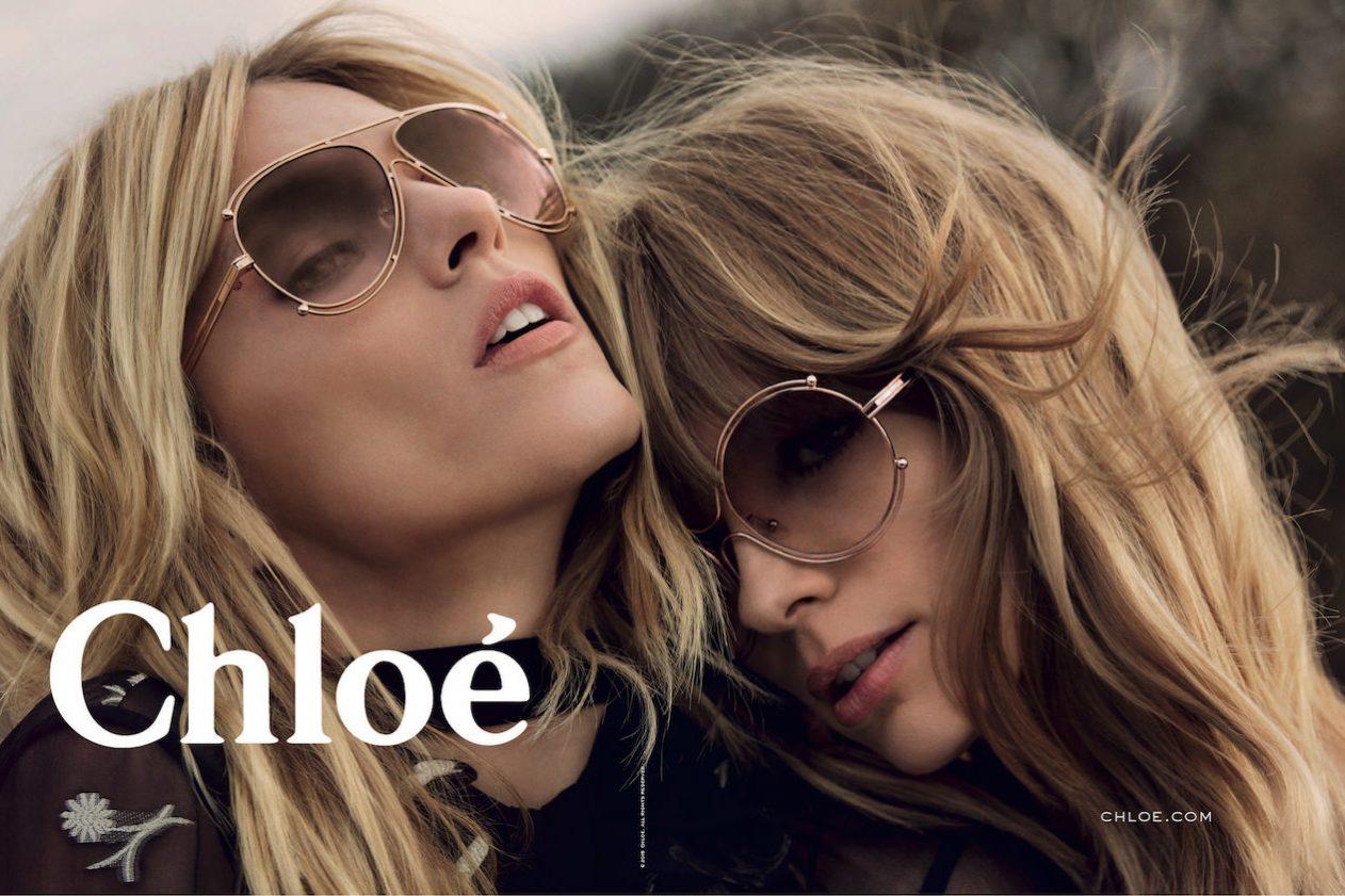 La collection de lunettes Chloé saisit avec fluidité la féminité propre la  marque. Inspiré de la nouvelle collection saisonnière « Return To Work » ... 563d4a8652fc