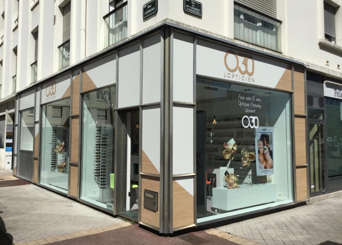 o30 Boutique opticien lunetier Bayonne - lunettes de créateurs