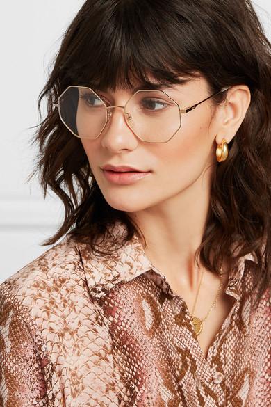 lunette de vue chloé octogonale