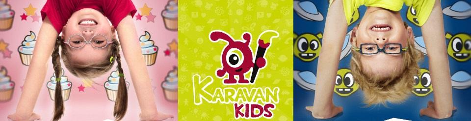 lunettes enfant karavan kids