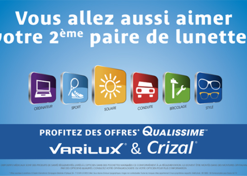 offre qualissime essilor bayonne