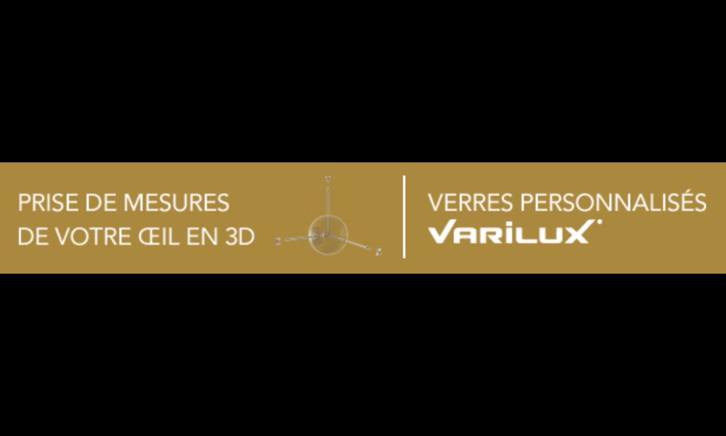 essilor varilux eyecode mesure 3d de l'oeil
